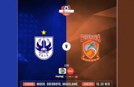 Borneo FC Imbangi PSIS 2-2, Kokoh di Peringkat Tiga. Ini Videonya