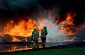 Ini Komentar Menhub Soal Kebakaran Pipa Pertamina di Proyek Kereta Cepat