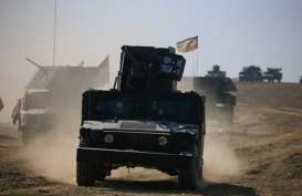 Rakyat Irak Protes Kekerasan yang Tewaskan 40 Orang