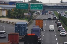 Pekan Depan, Tarif Tol Jakarta-Tangerang Golongan…