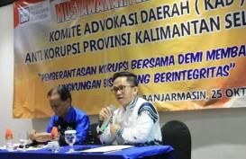 Supriadi Pimpinan KAD Anti Korupsi Kalsel