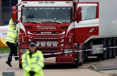 39 Orang Ditemukan Tewas di Trailer, Seorang Pria Irlandia Utara Didakwa Bersalah