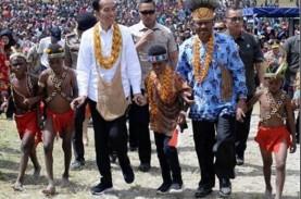 Bangun Infrastruktur di Arfak, Presiden Jokowi Minta…
