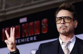Satu Dekade, Robert Downey Jr. Hanya Bintangi 5 Film di Luar Marvel
