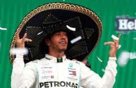 F1 : Lewis Hamilton Kuasai GP Meksiko