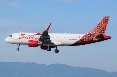 Pertama Kali, Batik Air Terbang ke Timika