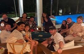 Priyanka Chopra dan Nick Jonas Rayakan Diwali