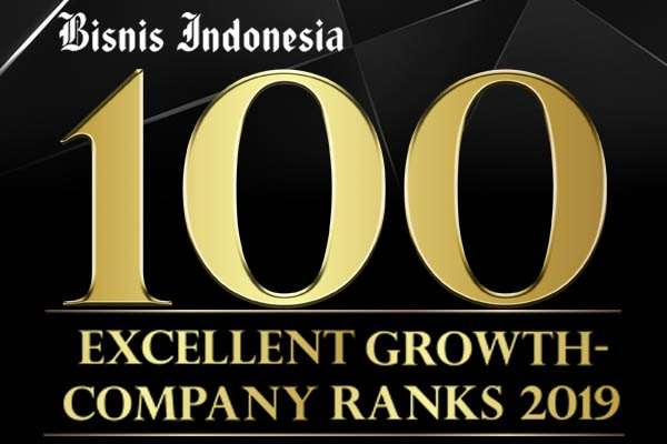 Cover 100 Excellent Growth/Company Ranks 2019