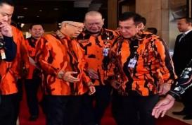 Ma'ruf Amin Anggota Kehormatan Pemuda Pancasila