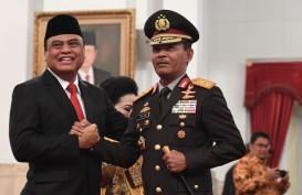 Dua Pimpinan DPR Setuju Idham Aziz jadi Kapolri