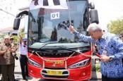 BRT Koridor III Semarang-Kendal Resmi Mengaspal