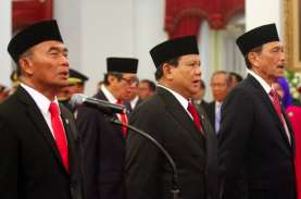 ICW: 4 Menteri Kabinet Indonesia Maju Terseret Skandal…