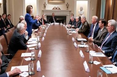 Kongres AS Gelar Pemungutan Suara Pemakzulan Trump Besok
