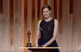 Perangi Bias Gender, Geena Davis Terima Honorary Oscar