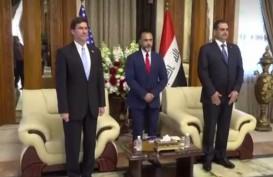 Menhan Irak: Rudal Jatuh Dekat Pangkalan Militer AS di Bagdad