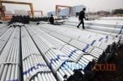 RI Terlambat Antisipasi Praktik Dumping Besi dan Baja