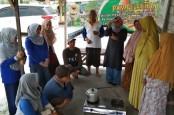 Universitas Lambung Mangkura Bantu Pembuatan Pestisida Hayati
