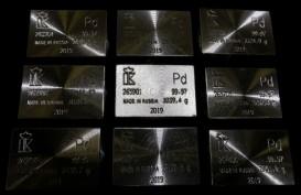 Paladium Berupaya Cetak Rekor Baru, Sudah Lampaui US$1.800