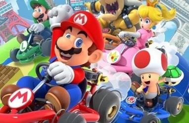 Bulan Pertama, Gim Nintendo Mario Kart Tour Diunduh 123,9 Juta Kali