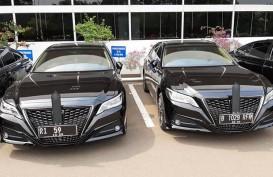 Inilah Mobil Baru Pimpinan MPR, DPR, dan DPD yang Terparkir di Kompleks Parlemen