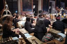 Konser Kolaborasi Gamelan dan Orkestra Pukau Hadirin…