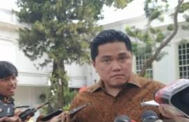 Menteri BUMN Erick Thohir Temui Menteri ESDM Arifin Tasrif, Ini yang Dibahas