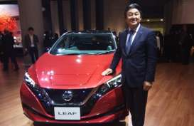 Mobil Listrik Nissan Leaf Dijual di Indonesia, Ini Promosinya