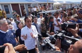 Jokowi : Pembangunan Hunian Tetap di Palu Mulai 2020