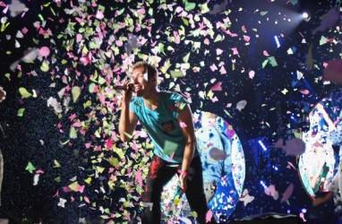 Kampanye Album Terbaru, Coldplay Hemat Biaya