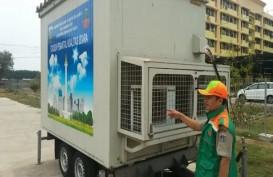 Kualitas Udara Jakarta, Rabu (30/10) Pagi, Tidak Sehat