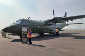 LPEI Bantu Pembiayaan Ekspor Pesawat Militer CN235-220…