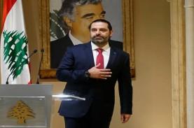PM Hariri Mundur, AS Desak Lebanon Segera Bentuk Pemerintahan…