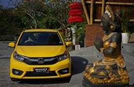 Andalkan Brio, Penjualan Honda Melesat di Segmen KBH2
