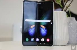 Samsung Bocorkan Desain Ponsel Lipat Terbaru
