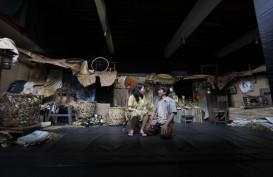 Teater Koma Kembali Pentaskan J.J Sampah-Sampah Kota
