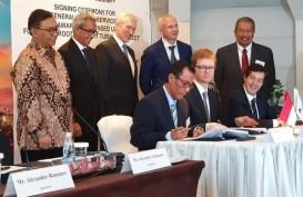 JV Pertamina - Rosneft Teken Kontrak Desain Kilang Tuban
