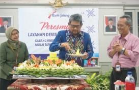 Bank Jateng Koordinator Magelang Siap Layani Transaksi Devisa
