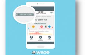 Pengguna Waze Kini Bisa Lihat Tarif Jalan Tol