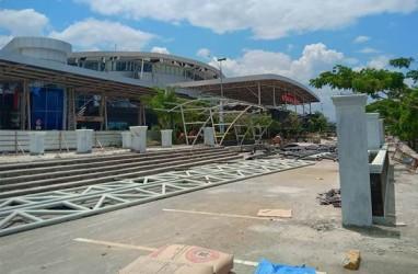 Pascagempa Palu, Rekonstruksi Bandara SIS Al-Jufri Dikebut