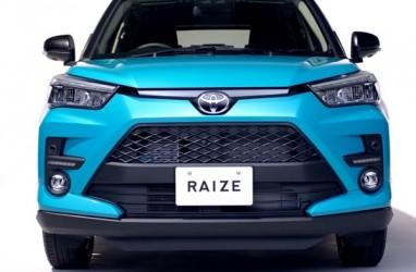 Belum Dirilis, Ini Bocoran Desain & Fitur Toyota Raize 2020