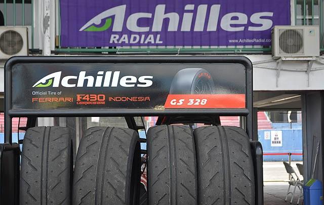Ban Achilles ATR-K Sport - Bisnis
