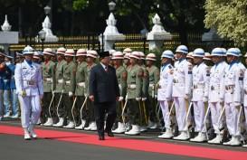 Prabowo Ogah Naik Mobil Menteri, lebih Nyaman Mobil Sendiri