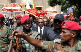 Pemerintah Ethiopia Bebaskan Lima Aktivis Penentang yang Ditahan