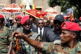 Pemerintah Ethiopia Bebaskan Lima Aktivis Penentang…