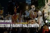 Tren Kostum Halloween di Amerika Serikat