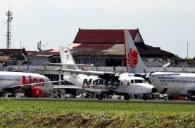 Ada Bandara Kertajati, Bandara Husein Jadi Hub Pesawat…