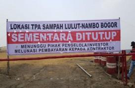 Tempat Pemrosesan Akhir Sampah Nambo Ditutup Sepihak