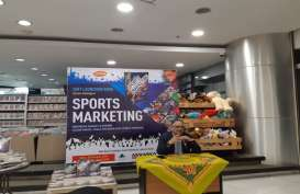 Hasani Abdulgani Luncurkan Buku Sports Marketing
