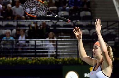 Hasil Tenis WTA Finals: Svitolina ke Semifinal, Andreescu Dikalahkan Cedera