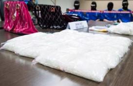 Puluhan Kilogram Narkoba Jenis Sabu Ditemukan di Mal Besar Jaksel